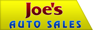 Joe's Auto Sales Logo